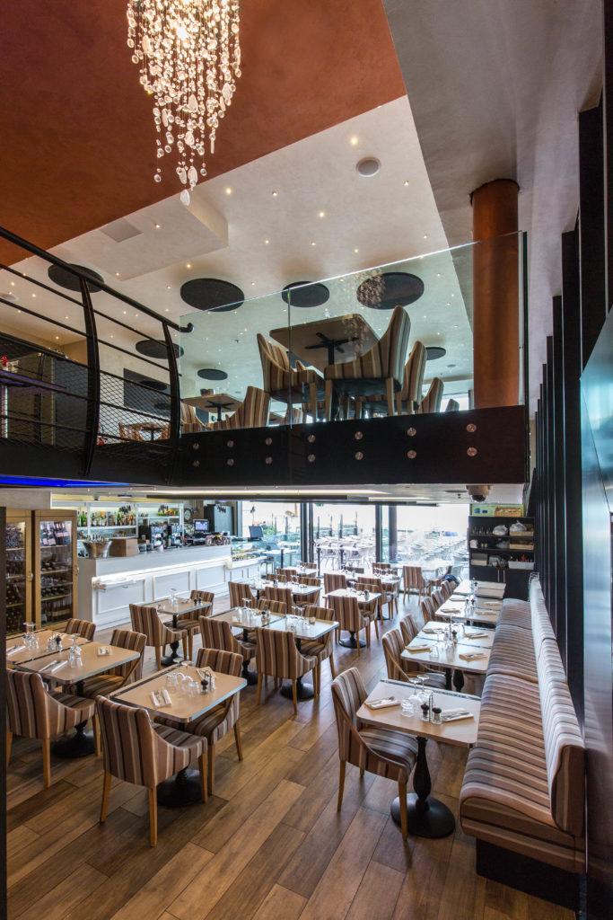 Restaurant Interior - Marseille, Provence